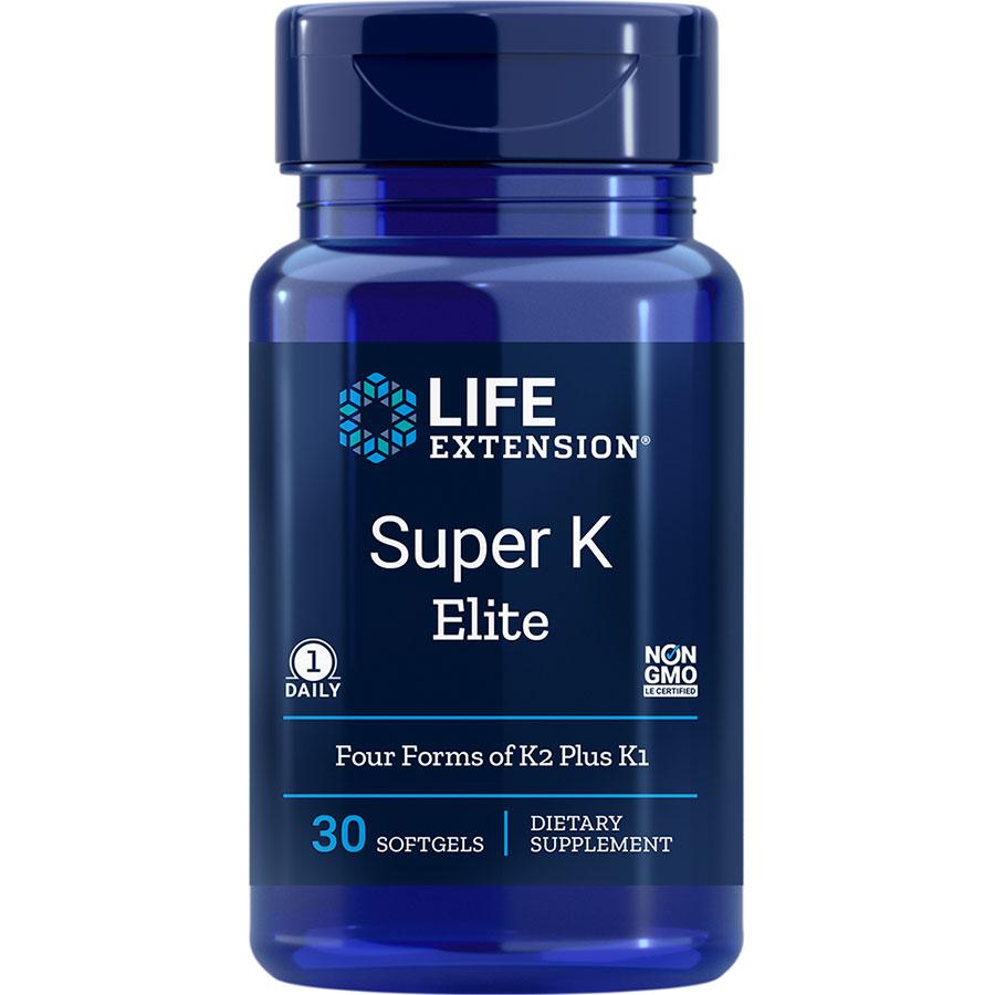 Super K Elite 30 softgels