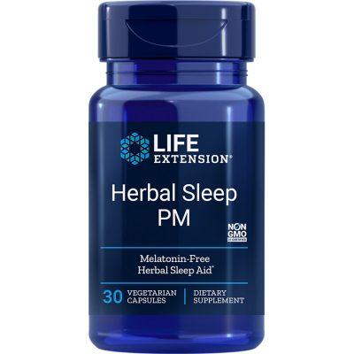 Herbal Sleep PM 30 vegetarian capsules