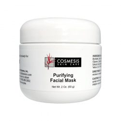 Purifying Facial Mask to help limit oil buildup and support exfoliation