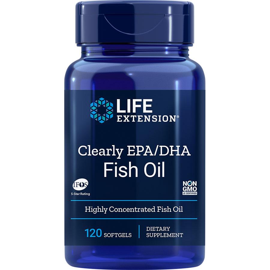 Clearly EPA-DHA 120 softgels
