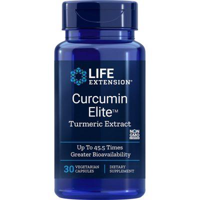 Curcumin Elite Turmeric Extract 30 vegetarian capsules