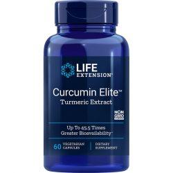 Curcumin Elite Turmeric Extract 60 vegetarian capsules