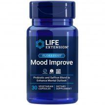 FLORASSIST Mood Improve probiotic and saffron blend enhances mood & mental outlook