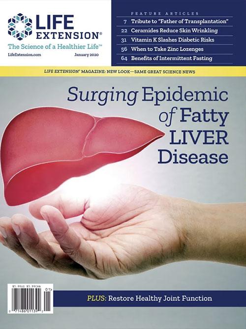 Life Extension Magazine January 2020 edition