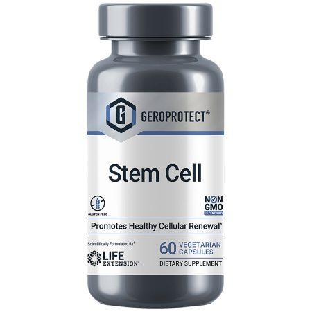 GEROPROTECT Stem Cell formula Promotes healthy cellular renewal