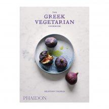 The Greek Vegetarian Cookbook by Heather Thomas Hardcover