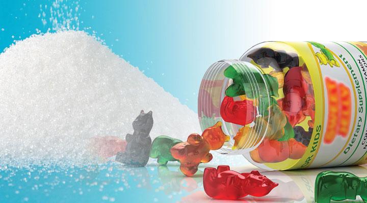 Unhealthy Gummy Vitamins