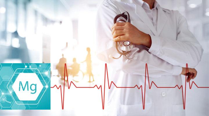Magnesium Lowers Cardiovascular Disease