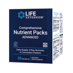 Comprehensive Nutrient Packs Advanced Our best multivitamin & top supplements in handy packets