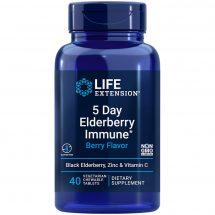 5 Day Elderberry Immune, Elderberry, zinc & vitamin C to help you stay at your best