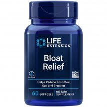 Bloat Relief Helps relieve bloating and other discomforts after meals