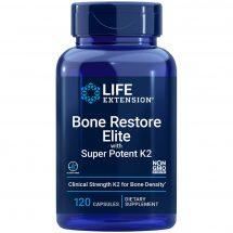 Bone Restore Elite with Super Potent K2, 120 Capsules