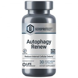 GEROPROTECT Autophagy Renew, 30 Vegetarian Capsules - Anti-aging & longevity supplement