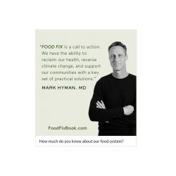 Food Fix Book by Dr. Mark Hyman Read this book if you're ready to change the world