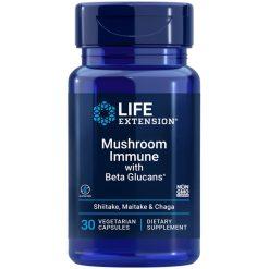 Mushroom Immune with Beta Glucans, for a balanced healthy immune response