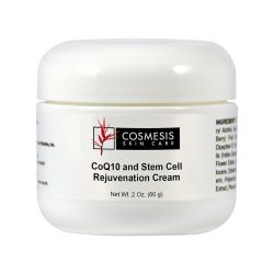 CoQ10 and Stem Cell Rejuvenation Cream, Protect your skin from oxidative stress