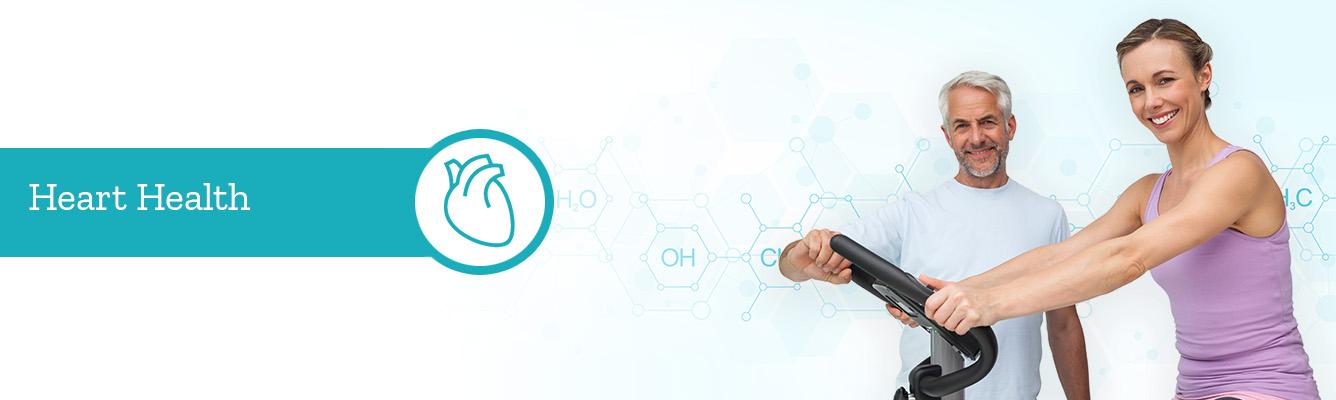 Heart health specialized nutrient formulas