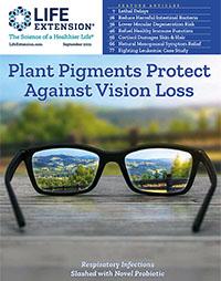 Life Extension Magazine September 2021 edition