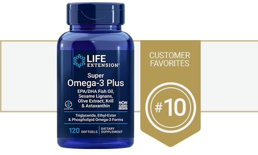 Top 10 supplements number 10