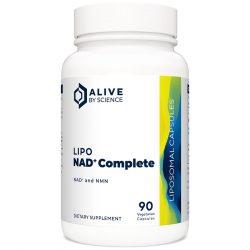 LIPO NAD+ Complete, NMN & NAD+, 90 Capsules