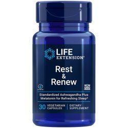 Rest & Renew 30 vegetarian capsules - Life Extension